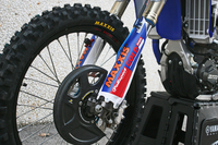Neumáticos MAXXIS, frenos GOLDFREN