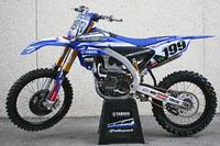 YZ450F Jorge Zaragoza